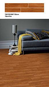 De houten Tegel van Foshan van de Tegel van de Vloer van de Tegel Ceramische voor de Decoratie van het Huis (800*150mm)