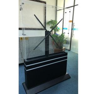 Ventilatore della visualizzazione LED dell'ologramma del ventilatore 3D del LED 100cm