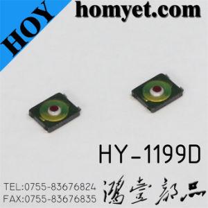 Tipo superiore micro interruttore ultrasottile di 2*3mm SMT di tatto per il trasduttore auricolare del telefono mobile
