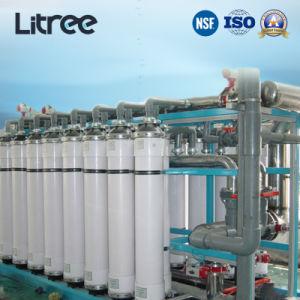 Vaso de pressão de dentro para fora do módulo de ultrafiltragem fábrica de Água Potável