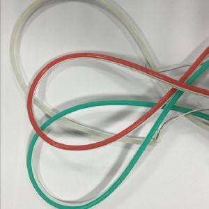 Corda della flessione dell'indicatore luminoso al neon di DC24V R/G/B/Y/W LED con l'alta qualità IP67 impermeabile
