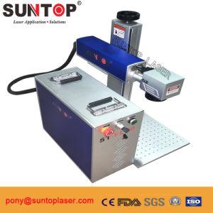 De populaire Laser die van de Vezel de Toepassing van de Machine voor Houder van de Naald van het Instrument Insudtry van de V.S. de Medische merken