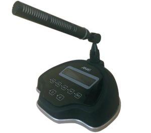 LCD ICのカードのチェックイン投票機能会議のマイクロフォン