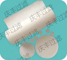 OEM Microporous Nylon van het Membraan van de Filter (N6/N66) voor de Reiniging van het Water