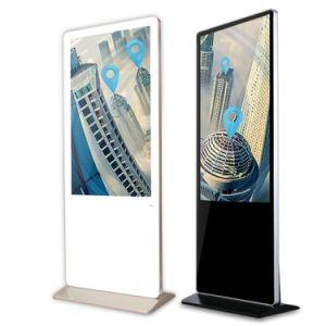 Shiningstar LCD Acrylstandplatz des Fernsehapparat-Kiosk-Einkaufszentrum-LED, der videoDigitalanzeige bekanntmacht