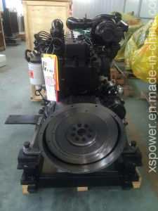 Liugong、Sany、Zoomlion、Shantui、Sdlg、Lonking、Jingong、XgmaのLovolの構築の産業機械のためのCummins Engine 6btaa5.9-C190