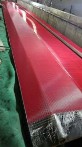 Heißer Verkaufs-Haustier-Polyester-Kalkstein-Entschwefelung-Ineinander greifen-Riemen-Filter