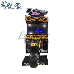 Machine van het Spel van de Arcade van de Raceauto van de Rit van Moto van de Simulator Moto van Epark Gp