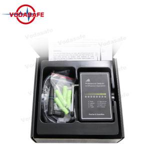 Emittente di disturbo del segnale di Ideband del rivelatore di Displayversatile di immagine dello scanner della macchina fotografica del cellulare, di WiFi, scanner professionale della macchina fotografica di Jammeres del segnale ecc, di GPS