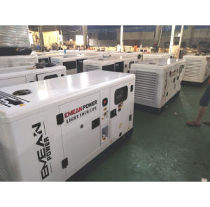 Отличное питание 24КВТ 30 Ква Silent прицепа дизельный генератор генераторах