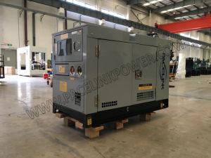 Ce/ISOの22.5kVA Kubotaによって動力を与えられる無声ディーゼル発電機