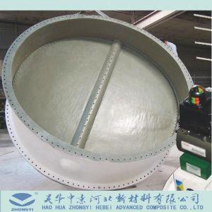 ガラス繊維の採鉱設備-クラリファイヤー、たらい、解決者、タンク
