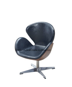 Presidenza classica della sfera dell'uovo del progettista della mobilia moderna del salone