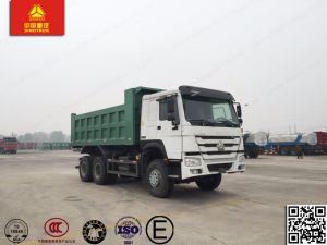HOWO Zz3257n3647A 6X4 336HP 25 톤 Sinotruck 팁 주는 사람 덤프 트럭