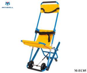 M-CE05 Metal cadeira para escadas de emergência do paciente maca