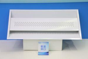 Diffusore di distribuzione dell'aria del soffitto del condizionamento d'aria/scarico dell'aria freddi