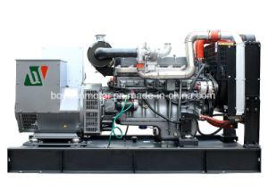 リカルドエンジン30kVAを搭載する中国の電気携帯用力のディーゼル発電機