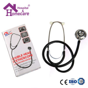 Ce ISO Hospital Medical stéthoscope Dual Head (MA193)