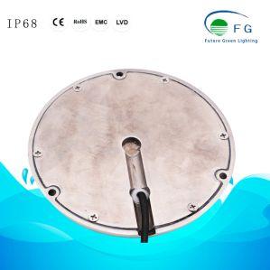 IP68 316 ss полимера заполнены 18Вт лампа загорается красный индикатор бассейн