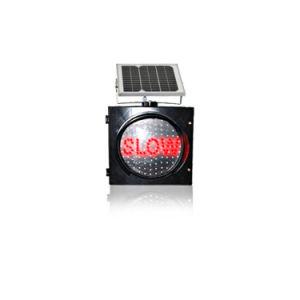 300 mm de aluminio de alta calidad de la luz de Tráfico de intermitentes de advertencia