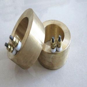 電気鋳造の銅のバレルのバンド・ヒーター