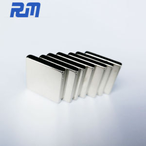 N54 de Super Sterke Rechthoekige Magneten van het Neodymium van de Staaf van NdFeB van de Magneten van het Neodymium van het Blok Permanente