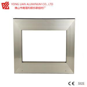 El uso industrial Perfil de extrusión de aluminio para luz LED