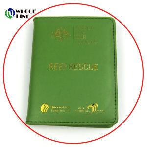 Softcover personalizados de alta qualidade PU Agenda de couro Pocket Mini Notebook