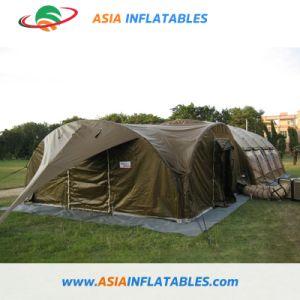 大きく膨脹可能な軍のテント、膨脹可能な緊急救援の避難所