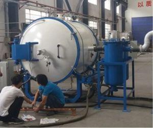 A indução de carboneto de tungstênio Forno de sinterização