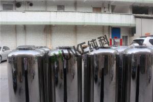 На заводе Chunke прямых продаж умягчитель воды из нержавеющей стали бак