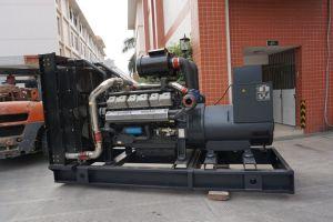 Diesel principale Genset di Ricardo del gruppo elettrogeno di potere 300kw 375kVA