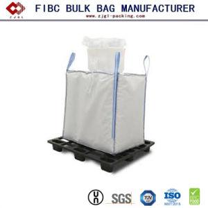 Sacos a granel impermeável ISO9001:2008 sacos de embalagem