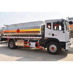 Dongfengの真新しい競争価格10、トラック000リットルの容量のアルミ合金のジェット燃料タンク8tons