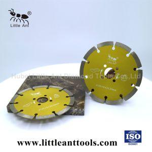 Il granito di alta qualità di 5  /125mm, marmo, ha sinterizzato gli utensili per il taglio che il diamante la lama per sega