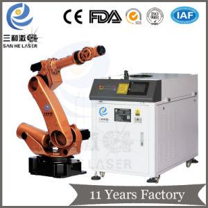 De automatische Machine van het Lassen van de Laser met de Robot van de Hand