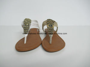 Nouvelle chaussure à talon plat à manches longues
