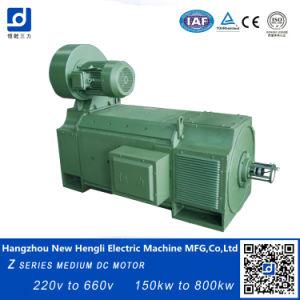 440V 950rpm IC06 eléctrico motor DC F