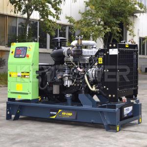 Isuzu 엔진 열려있는 유형 디젤 엔진 발전기