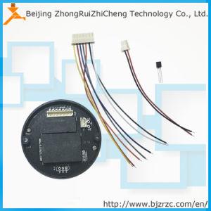 LCD 4-20mA Hart Transmissor de pressão