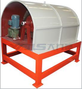 Separatore permanente ad alta intensità bagnato del timpano magnetico per la sabbia del silicone