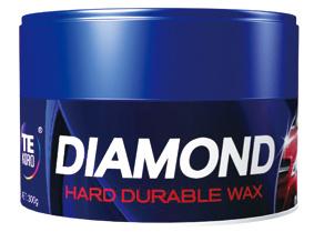 懸命のダイヤモンドの耐久のワックス、車のワックス、クリーニングのワックス