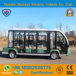 Fora da Estrada Circuitos de Autocarro eléctrico com marcação &SGS Certificado