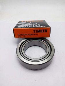 Distribuidor Timken Klm503349/503311 original de polegada do Rolamento de Rolos Cônicos