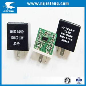 Cheap LED impermeable moto automática de tensión de la bicicleta eléctrica el relé de intermitencia