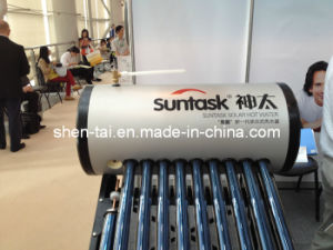 Domestic Useのための統合されたPressure Solar Hot Water Heater