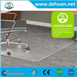De Mat van de Stoel van het bureau, Auto, het Gebruik van de Vloer en de Mat van de Waterdichte, Antislip van de Eigenschap phthalate-Vrij Stoel van pvc 36 X 48 voor het Lage Tapijt van de Stapel