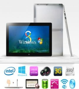 3G Phone Tablet PC com Win8 SO (BT-W1180)