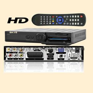 DVB S+DVB-CコンボHDの受信機