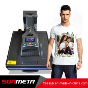 디지털 스크린 기계 (ST-4050A)를 인쇄하는 평상형 트레일러 t-셔츠 열 압박 승화